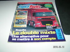 *** France Routes n°187 Ken T 800 Caterpillar grand prix camion DAF XF 95.430