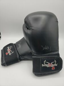 Ilovekickboxing.com Gloves By Century 12-oz  Sparring bag gloves black