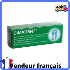 Pansement Dentaire Cimadent Provisoire Dents Cariee Trouee  Dentiste Plombage