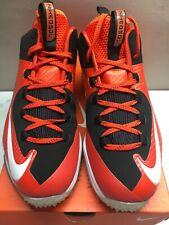 best authentic 3f3ca 53cd5 Nike Air Max MVP Elite 2 Nubby Baseball Turf Shoes Mens 9 Game Orange  739394-