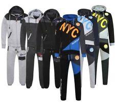 Sweats et vestes à capuche en polyester pour garçon de 2 à 16 ans