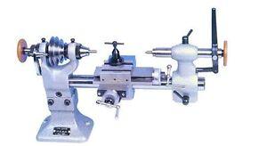 1Set Brand New Watchmakers Precision Lathe Basic Machine