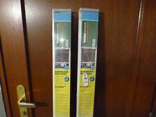 WINDHAGER Insektenschutz Rollo Fenster 1,00x1,60m, 100x160cm weiß, Fliegengitter
