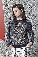 KENZO Lotus Eye Sweater SZ S - NWOT - RT $700.00 +Tx