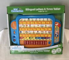 Kids Connection Bilingual Letters And Tunes *Nib*