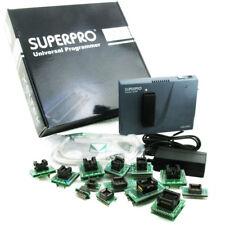 Xeltek Superpro 610P High Speed Universal USB IC Programmer+13pcs Burn Blocks