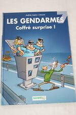 LES GENDARMES N°7 COFFRE SURPRISE ! DENFEVRE SULPICE CAZENOVE 2006 BD
