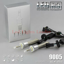 80W 9600LM KIT 9005 HB3 HID White 6000K Newest CREE LED Conversion Headlights