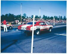 "1970s Drag Racing-BUTCH LEAL's 71 Hemi Duster ""California FLASH"" vs DICK LANDY"