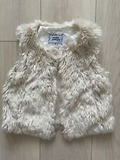 Alpaca Ears And Clip On Tail Set Cream Luxury Faux Fur Fun Animal Fancy Dress