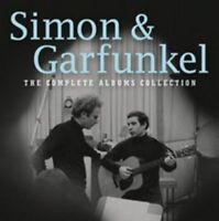 SIMON & GARFUNKEL The Complete Albums Collection 12CD BOX SET NEW Paul Art
