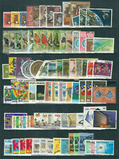 MALAYSIA selection of good used issues with circular cancels between 1968 & 1975