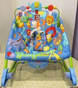 Fisher Price Infant to Toddler Rocker Calming Vibrations