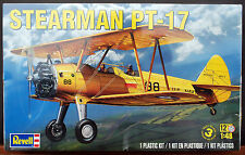 Stearman N2 S-3 Boeing PT17, 1:48, Revell 5264 neu 2015 neu
