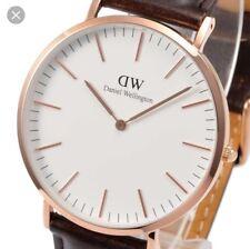 orologio daniel wellington SHEFFIELD 0106DW  40 mm uomo ORIGINALE ✔️✔️✔️