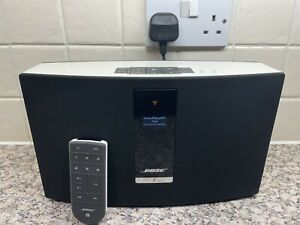 Bose SoundTouch 20 Wireless Music System - White / Black
