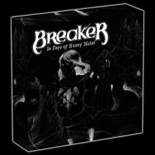 BREAKER - In Days Of Heavy Metal Box (NEW*LIM.100*GREY V.+CD*TAPE+SHIRT*PATCH)