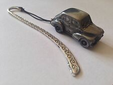 Renault 4CV ref208 FULL CAR on a Pattern bookmark with cord