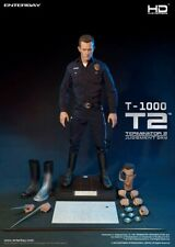 Enterbay Terminator 2 The Judgment Day T2 1/4 HD T-1000 Figure - No Hot Toys