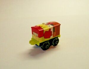 Thomas & Friends Minis 2016 TOBY AS SPONGE BOB - New - WEIGHTED - SHIPS FREE