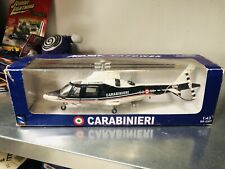 Helicopter Carabinieri 1:43 Agusta Power New Ray Vintage Perfect