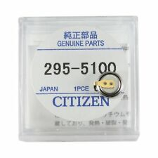 CITIZEN  295-5100  295-51 ECO-DRIVE CAPACITOR SOLAR BATTERY