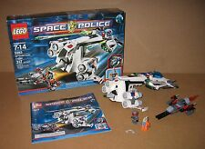 5983 LEGO SP Undercover Cruiser 100% Complete w box & Instructions EX COND 2010