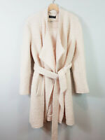 FOREVER NEW | Womens Nina petite waterfall coat [ Size AU 14 or US 10 ]