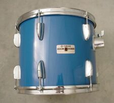 YAMAHA 80's TOUR CUSTOM 13x11 COBALT BLUE LACQUER MOUNTED TOM DRUM