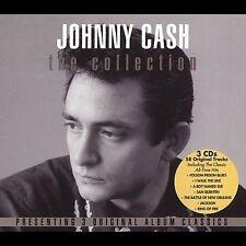 Johnny Cash - At Folsom Prison; At San Quentin; America (Box Set, Columbia)