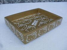 portasapone gold oro hello kitty soap dish porte savon jabonera accessori bagno