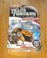 Transformers Dark of the moon Mechtech Autobot Mudflap 2010 MB