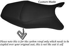 CARBON FIBRE VINYL CUSTOM FITS HONDA CBR 1100 XX SUPER BLACKBIRD 96-07 COVER