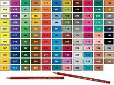 Faber Castell Polychromos Künstler Farbstift - 120 Farben einzeln wählbar