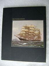 THE WINDJAMMERS BOOK MARITIME NAUTICAL MARINE (#026)