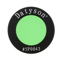 "1.25"" Polarizing Filter Glass Lens Green for Astronomic Telescope Eyepiece"