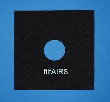 2 Filter Dauerfilter für Helios ELF/ELSD 0587 ELS Ventilator-Einheiten