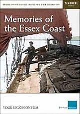 Memories of the Essex Coast DVD Harwich Brightlingsea Mersea Island Southend Sea