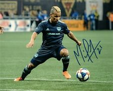 Fc Dallas Michael Barrios Autographed Signed 8x10 Mls Photo Coa #2