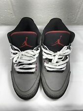 (568) 100% Authentic Nike Air Jordan 3 Retro Stealth Size 9 136064 003
