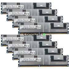 Hynix 256GB 8X 32GB PC3-14900L 1866Mhz DDR3-240Pin Registered LRDIMM Memory Ram