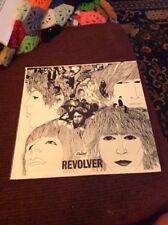 THE BEATLES revolver LP VG+ T-2576 Capitol Mono 1966 USA Original Record