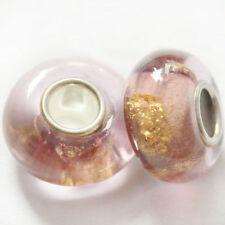 Collane e pendagli di bigiotteria perli oro vetro