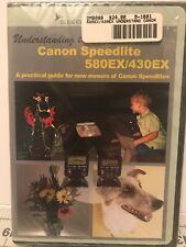 Canon Speedlite 580EX/430EX Training DVD