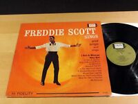 FREDDIE SCOTT Sings COLPIX CP-461 Mono VG++