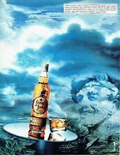 PUBLICITE ADVERTISING 0217  1982  le whisky Long John Mac Donald