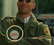 FANCY DRESS HALLOWEEN COSTUME PARTY MOVIE TAXI DRIVER PROP Patch: We the People