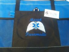 Paramedic EMT Star of Life Wings 2  Personalized Tote Bag