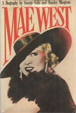 BIOGRAPHY: Mae West By George Eells & Stanley Musgrove ~ HC/DJ 1st Ed. 1982