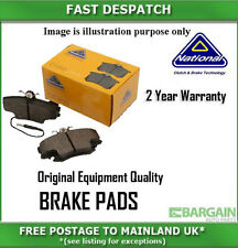 REAR BRAKE PADS NP2020